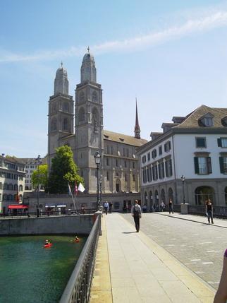 Zürich. (c) Eitelhuber